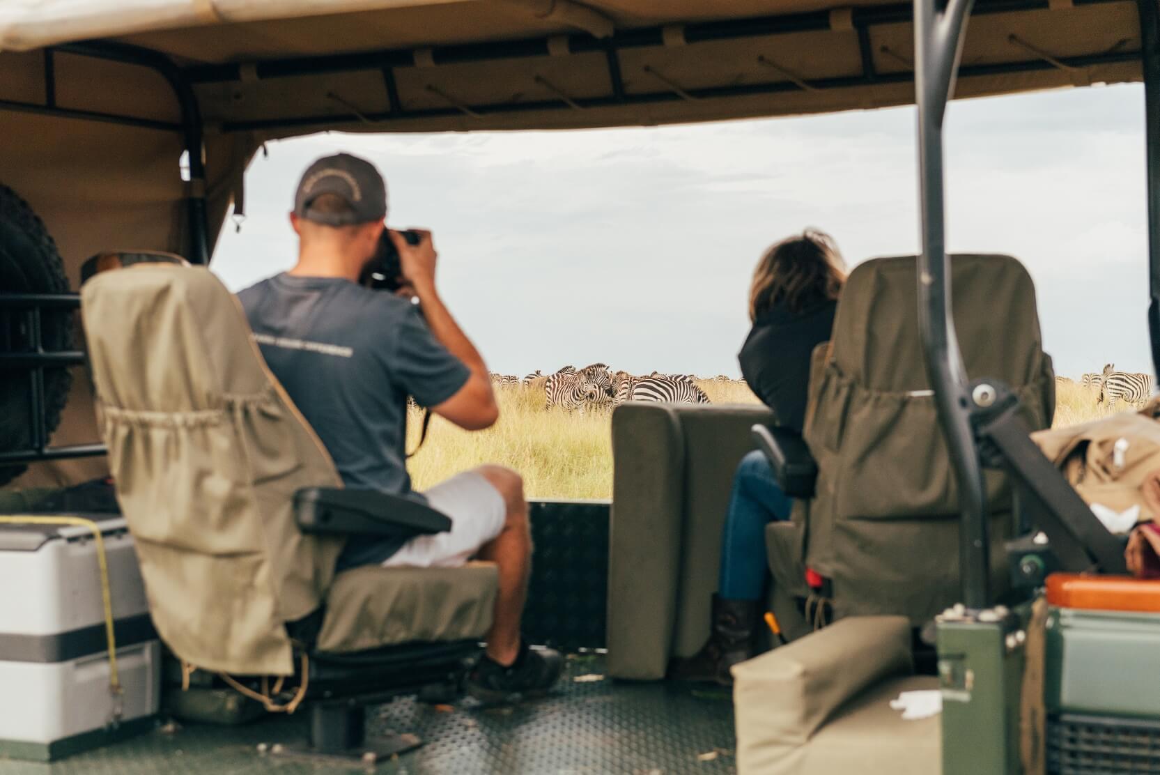 Asilia Encounter Mara Photgraphic Experience