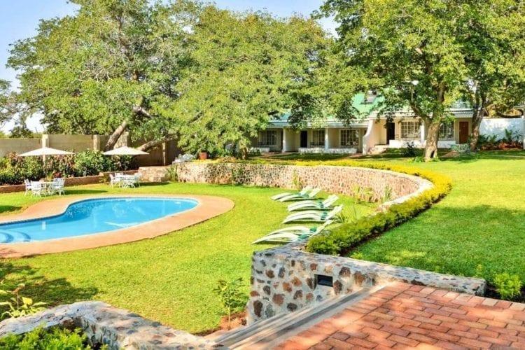 Batonka Guest Lodge Zimbabwe