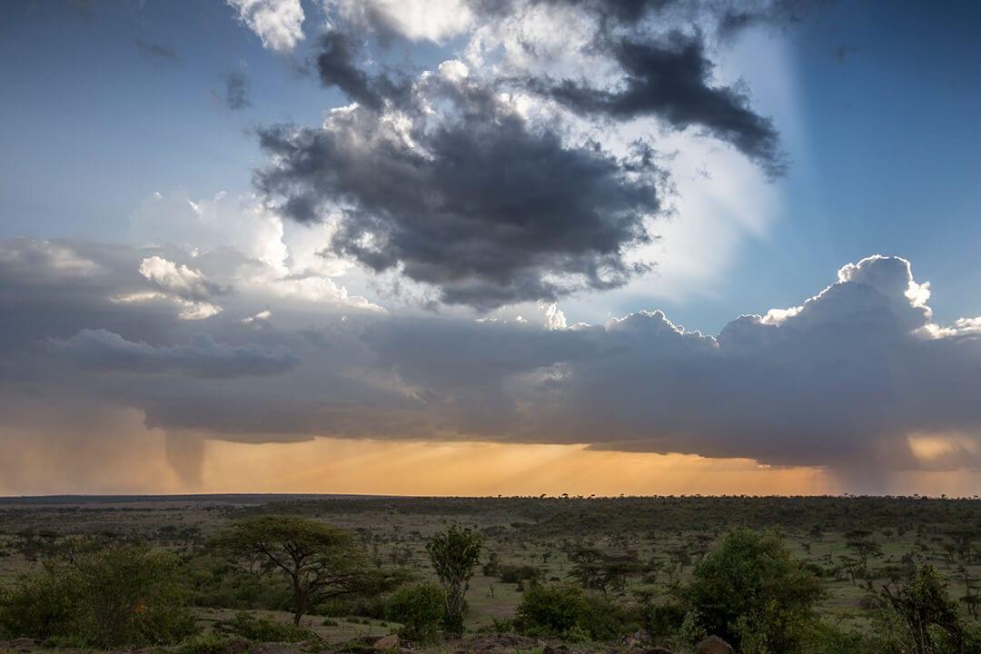 Beautiful Landscapes and natural beauty at Encounter Mara