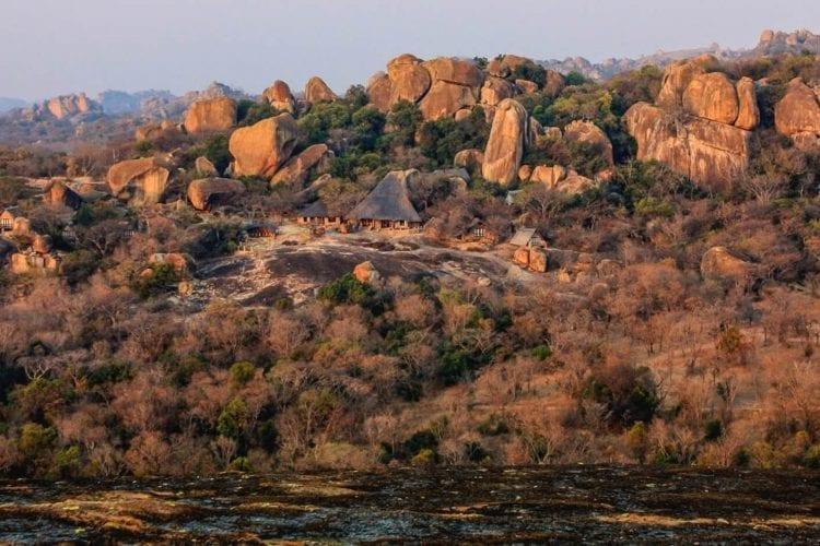 Big Cave Camp Zimbabwe