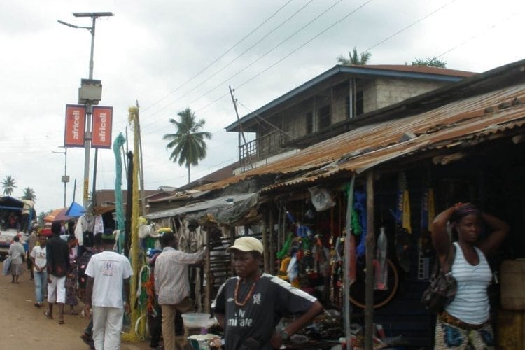 Bo Sierra Leone