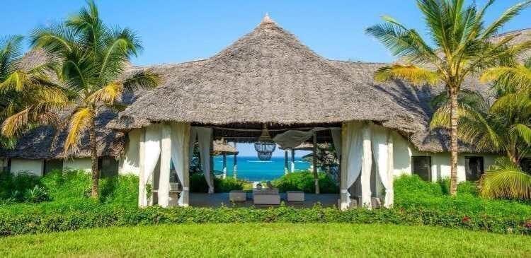 Breath-taking Zawadi Hotel in Zanzibar