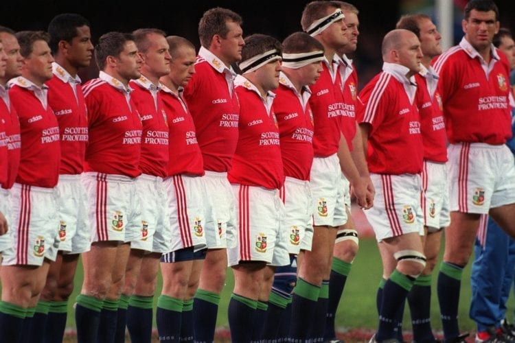 British and Irish Lions Tour History