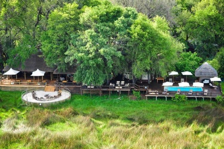 Chiefs Camp Botswana