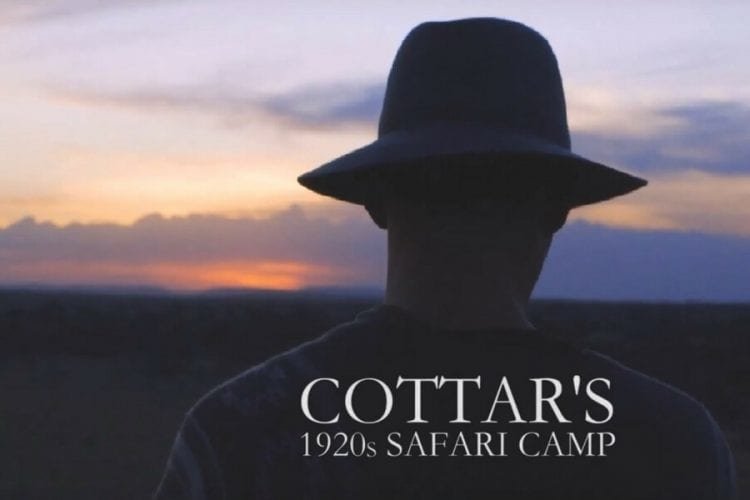 Cottar's 1920s Safari Camp & Bush Villa – The Heartbeat Continues