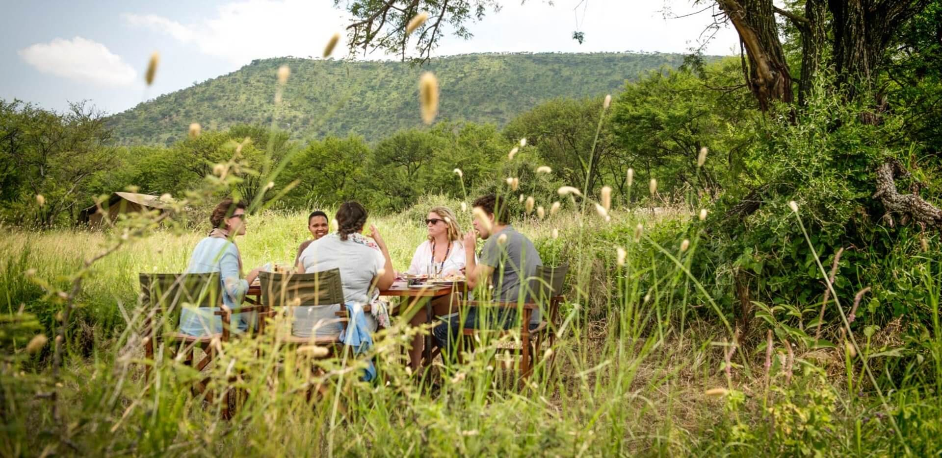 Dunia Camp Tanzania