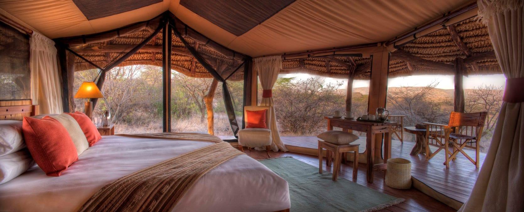 Elewana Lewa Safari Camp Double Tent 1