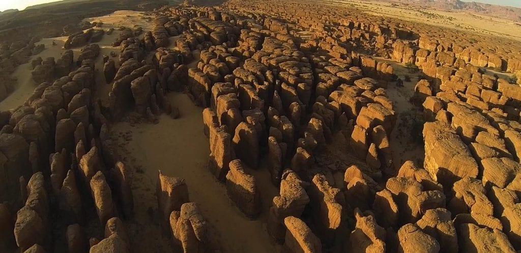 Ennedi Natural & Cultural Reserve Chad
