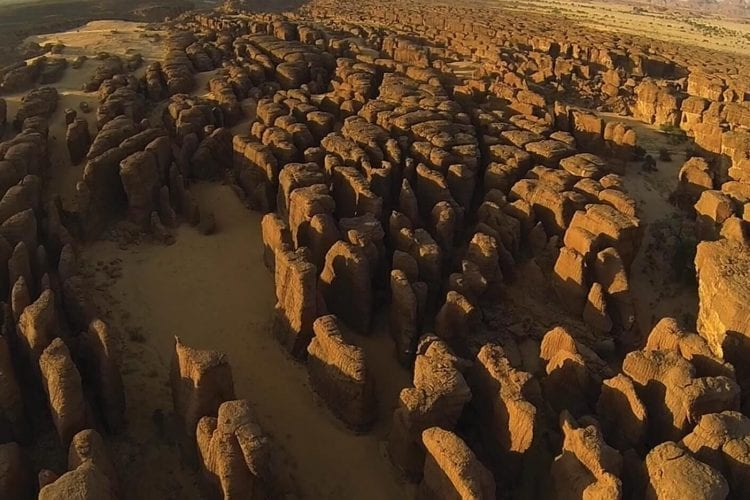 Ennedi Natural and Cultural Reserve Chad
