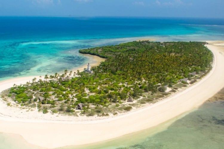 Fanjove Island Tanzania