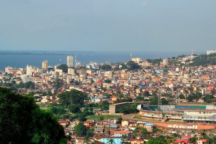 Freetown Sierra Leone