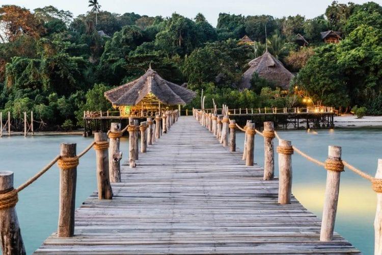 Fundu Lagoon Tanzania