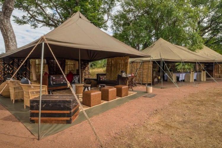 Hwange Bushcamp Zimbabwe