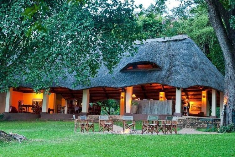 Imbabala Safari Lodge Zimbabwe