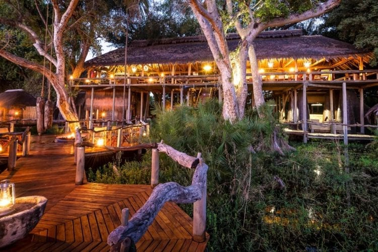 Jao Camp Botswana