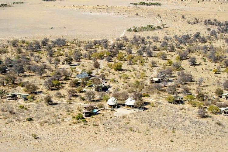 Kalahari Plains Botswana
