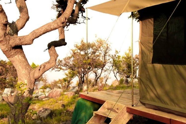 Karenge Bush Camp Rwanda