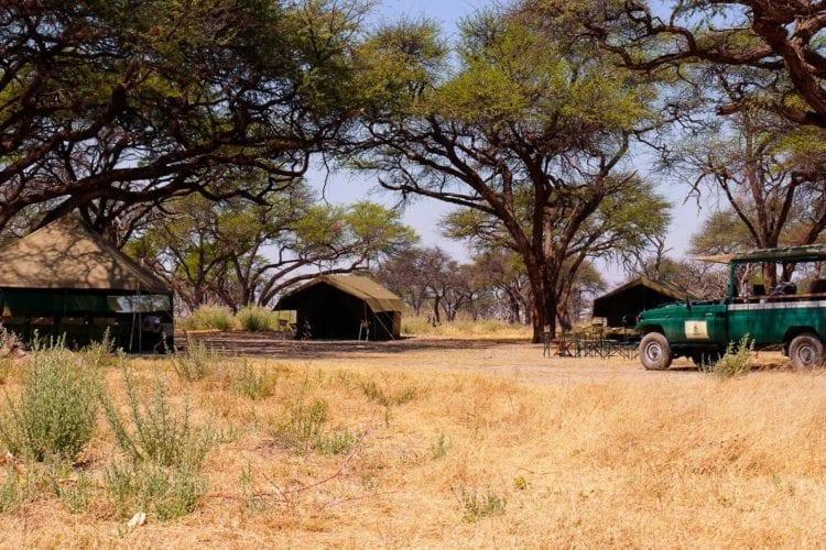 Kazuma Trails Botswana