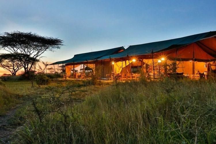 Kiota Camp Tanzania