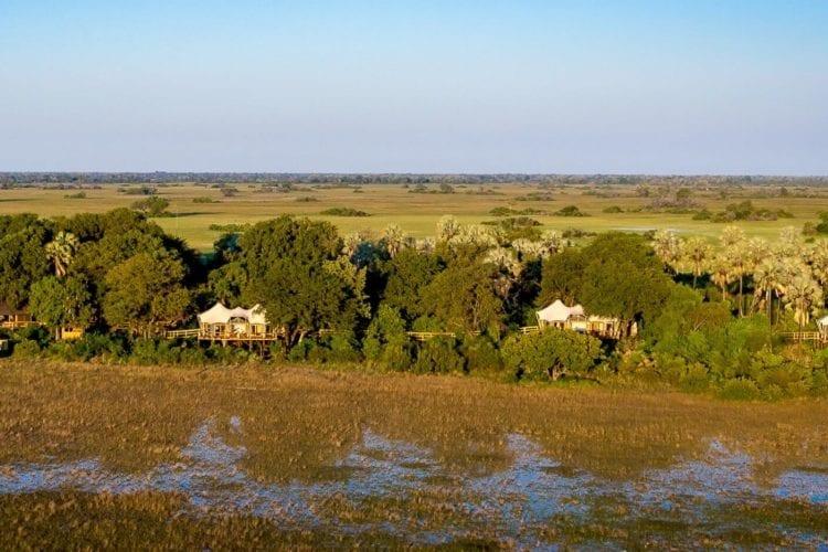 Kwetsani Camp Botswana