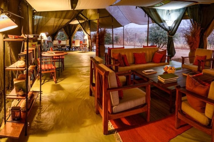 Kwihala Camp Tanzania