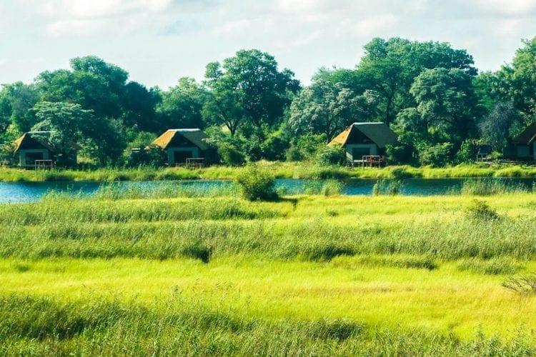 Lagoon Camp Botswana