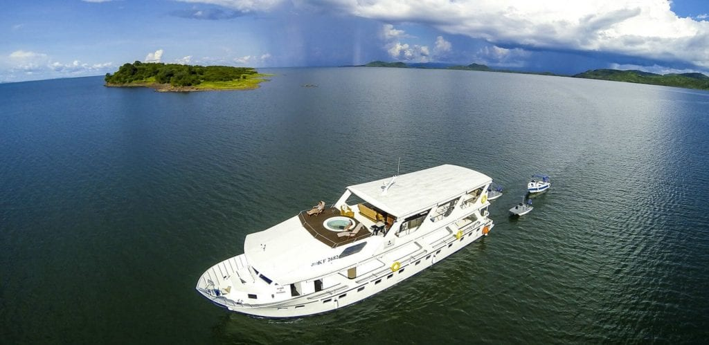 Lake Kariba & Matusadona National Park