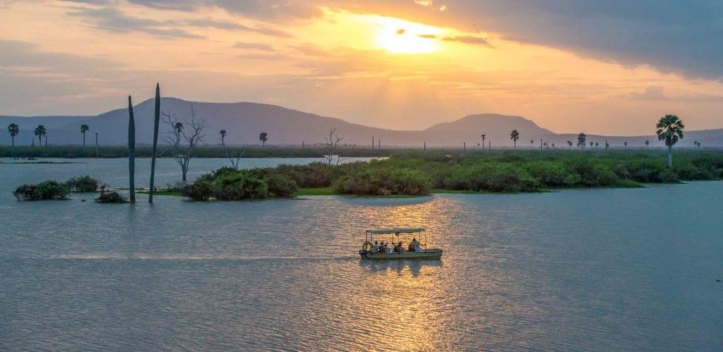 Lake Manze Tented Camp