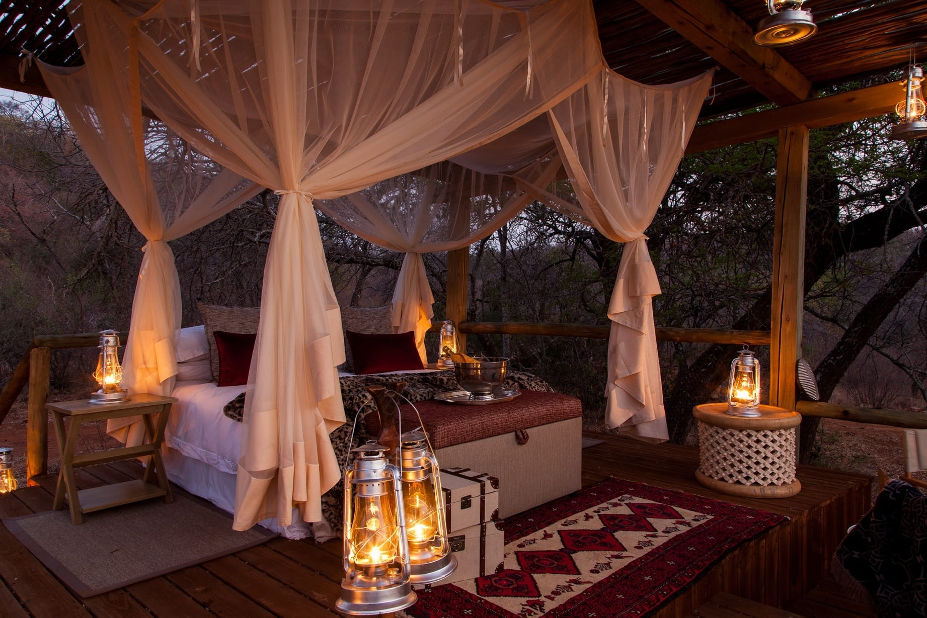 Lapalala Tintswalo South Africa Star Beds