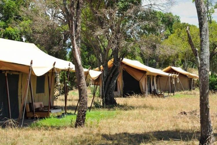 Lemala Mara Camp Tanzania