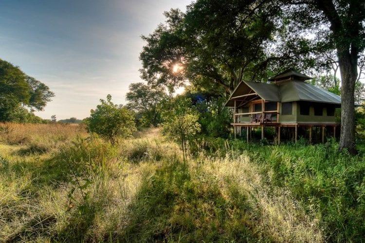 Little Kwara Camp Botswana