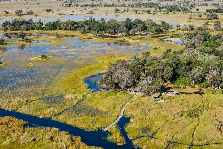 Little Vumbura Camp Botswana