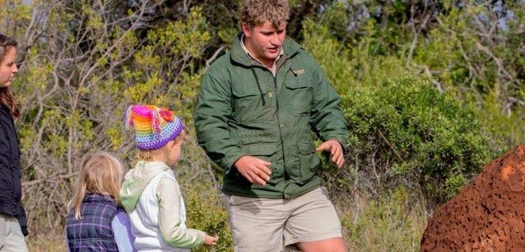 Malaria free family safaris at Kariega Game Reserve