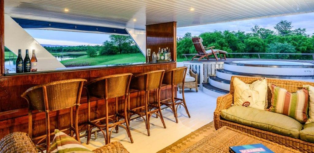 MV Matusadona Houseboat
