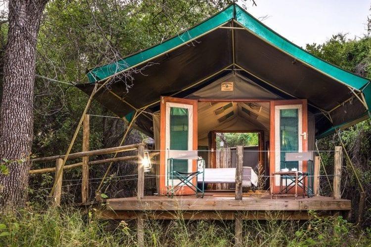 Mashatu Tented Camp Botswana