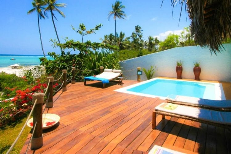 Matemwe Beach Lodge Zanzibar