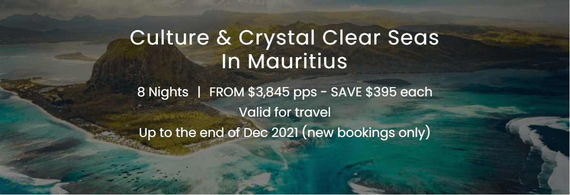 Mauritius Holidays Special Offers