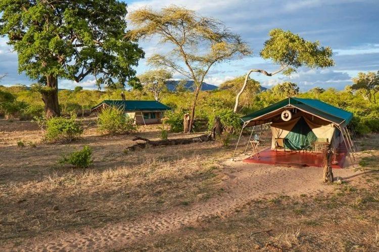 Mdonya River Camp Tanzania