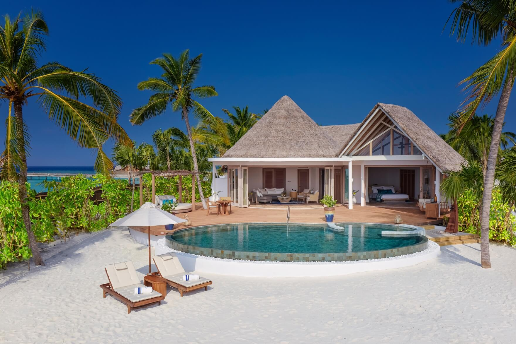 Milaidhoo Maldives_Beach Residence_Exterior
