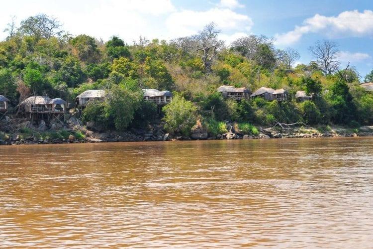 Mivumo River Lodge Tanzania