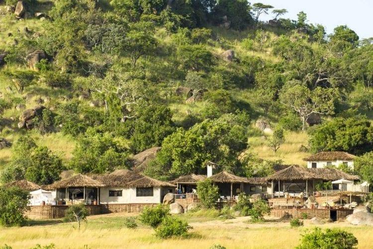 Mkombe's Camp Tanzania