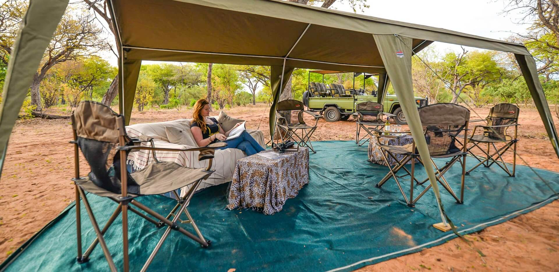 Mobile Safaris Botswana