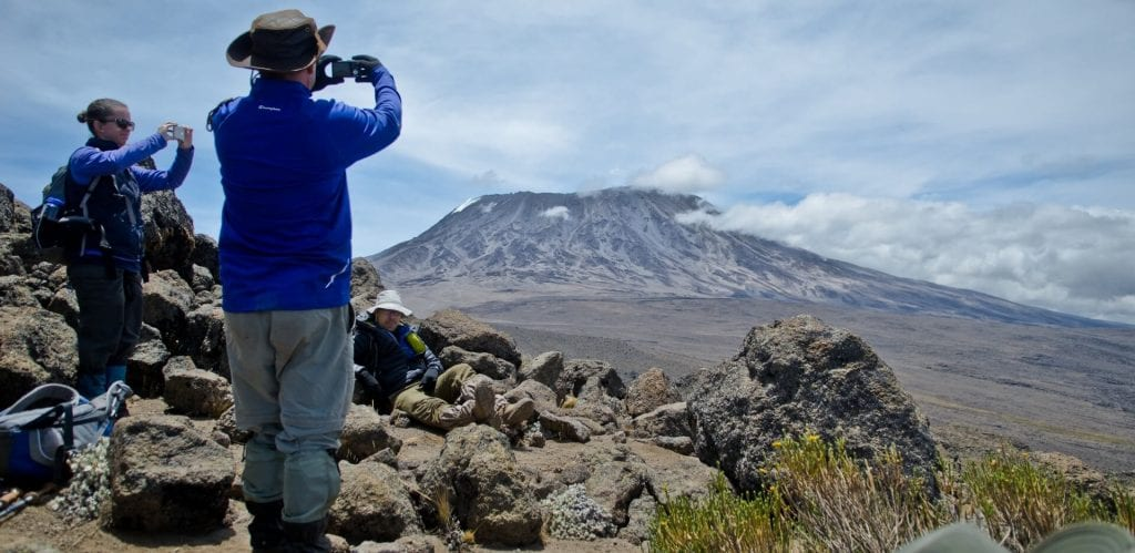 Altitude Sickness on Mount Kilimanjaro