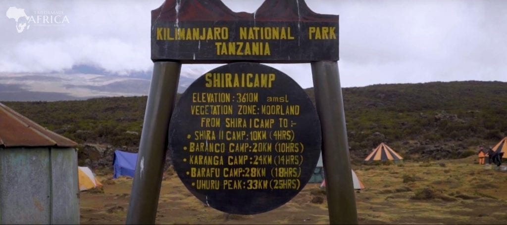 The best route to climb Mount Kilimanjaro