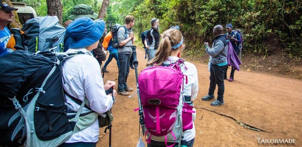 Who can climb Mount Kilimanjaro