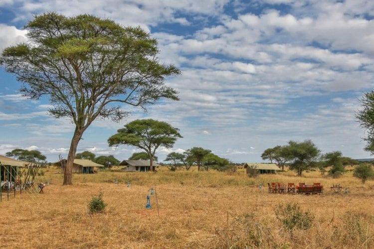 Nasikia Ndovu Camp Tanzania