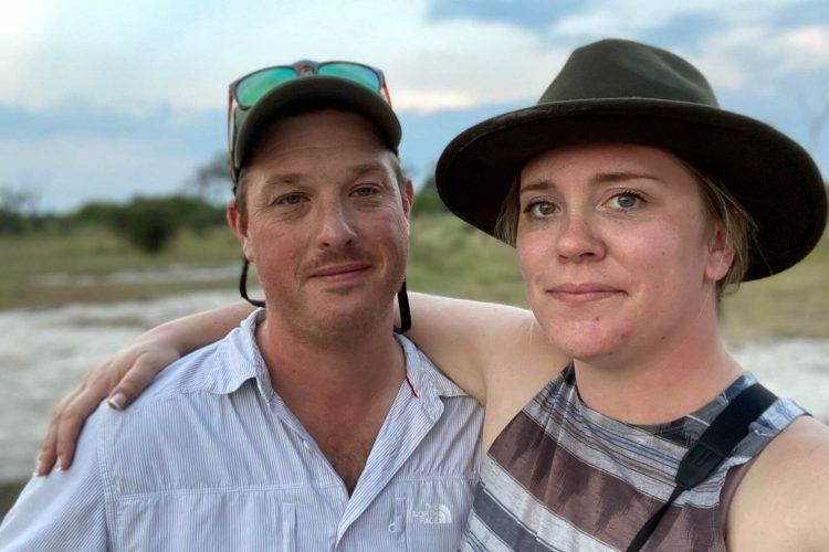 Nick and Kimberley on an African Honeymoon Safai with Tailormade Africa