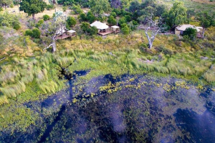 Nxabega Camp Botswana