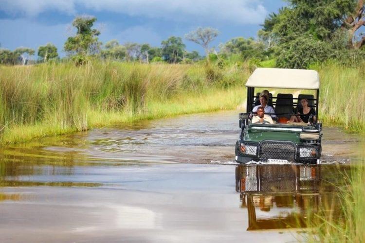 Nxabega Concession Botswana