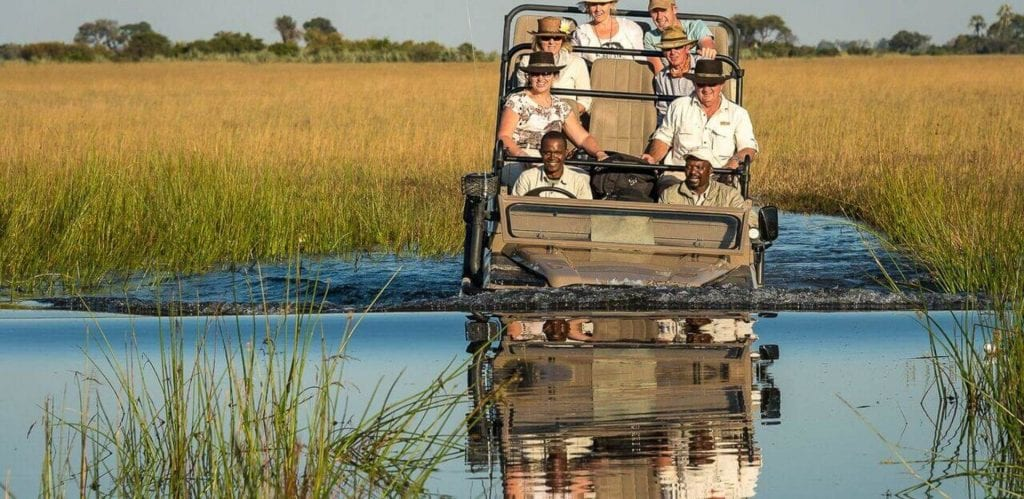 Botswana Group Safaris